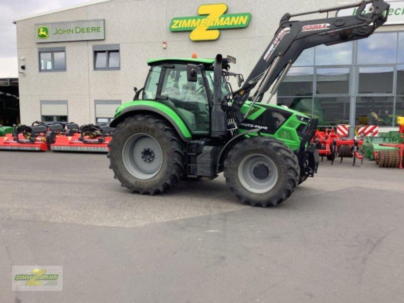 Traktor des Typs Deutz-Fahr 6155.4 TTV, Gebrauchtmaschine in Euskirchen (Bild 1)