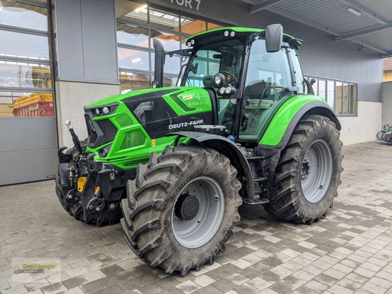 Traktor des Typs Deutz-Fahr 6155.4 TTV, Gebrauchtmaschine in Senftenbach (Bild 1)