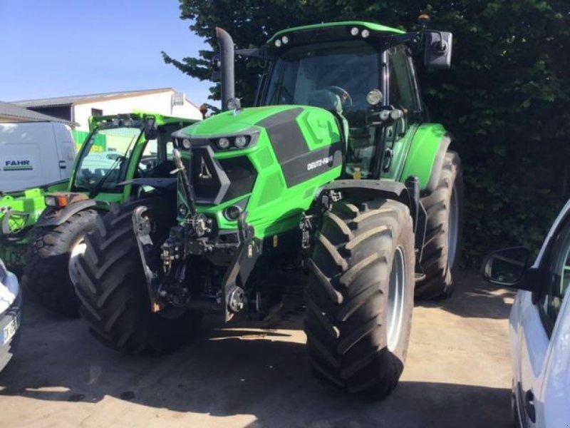 Traktor a típus Deutz-Fahr 6155rcs, Gebrauchtmaschine ekkor: les hayons (Kép 1)
