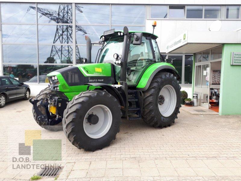 Traktor des Typs Deutz-Fahr 6160 Agrotron, Gebrauchtmaschine in Regensburg (Bild 1)