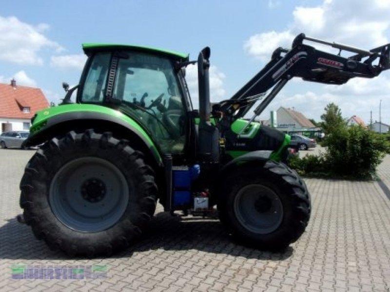 Traktor типа Deutz-Fahr 6160 C-Shift Agrotron, Gebrauchtmaschine в Buchdorf (Фотография 1)