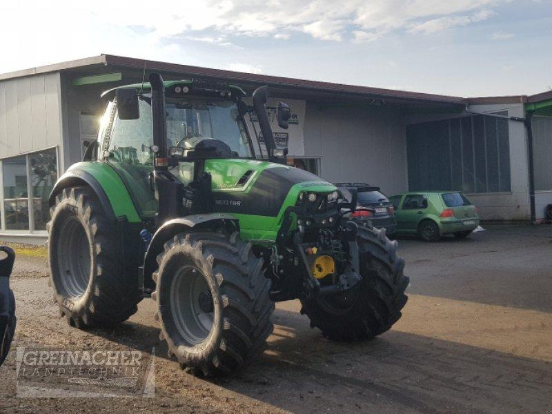 Traktor des Typs Deutz-Fahr 6160 C-Shift, Gebrauchtmaschine in Pfullendorf (Bild 1)