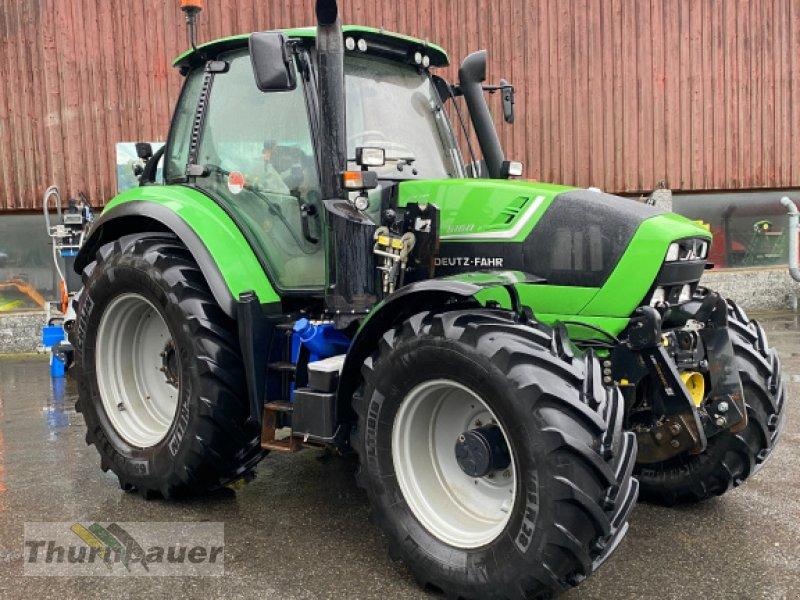 Traktor des Typs Deutz-Fahr 6160 P, Gebrauchtmaschine in Bodenmais (Bild 1)
