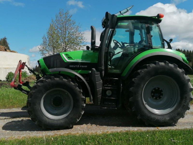 Traktor des Typs Deutz-Fahr 6160 TTV, Gebrauchtmaschine in Günzach (Bild 1)