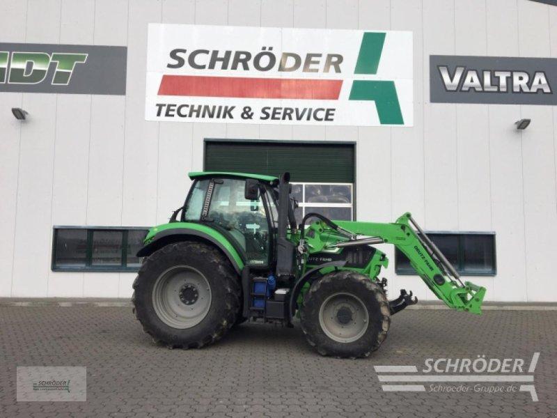 Traktor des Typs Deutz-Fahr 6160, Gebrauchtmaschine in Leizen (Bild 1)