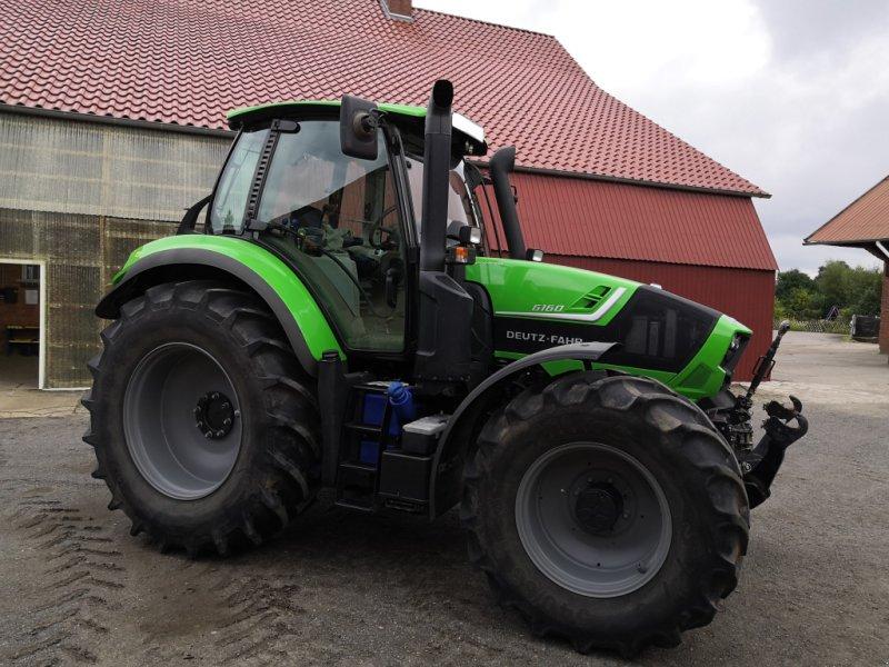 Traktor типа Deutz-Fahr 6160, Gebrauchtmaschine в Uetze (Фотография 1)