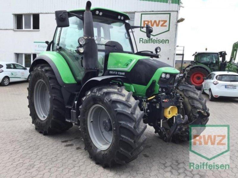 Traktor типа Deutz-Fahr 6160.4 c-shift, Gebrauchtmaschine в KRUFT (Фотография 1)