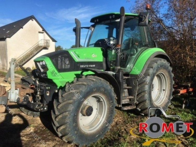 Traktor типа Deutz-Fahr 6160cshiftagrotr, Gebrauchtmaschine в GENNES-SUR-GLAIZE (Фотография 1)