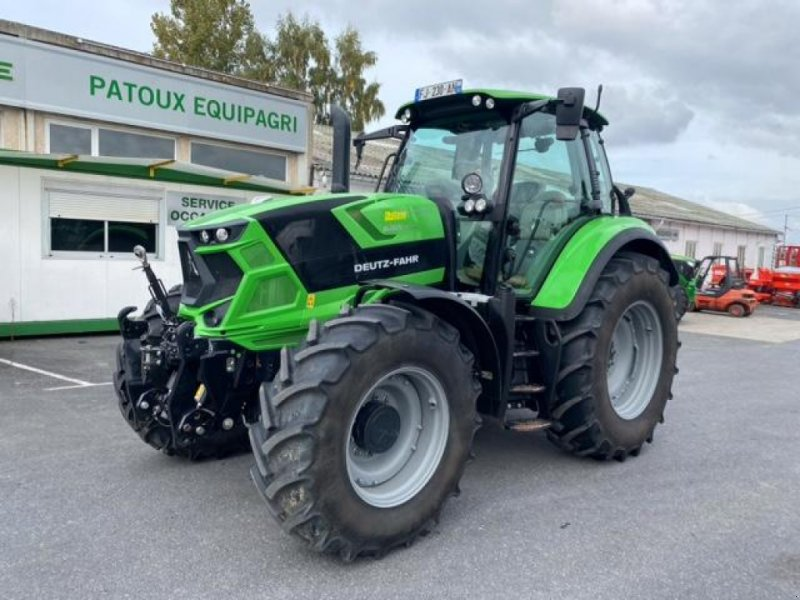 Traktor типа Deutz-Fahr 6165 RC SHIFT, Gebrauchtmaschine в Wargnies Le Grand (Фотография 1)