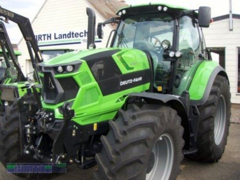 Traktor des Typs Deutz-Fahr 6165 TTV Agrotron Exportrückläufer, Neumaschine in Buchdorf (Bild 1)
