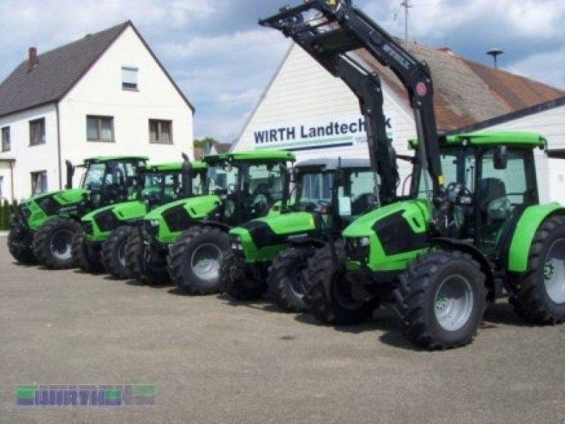 """Traktor des Typs Deutz-Fahr 6165 TTV Agrotron  """"Vorführschlepper"""", Gebrauchtmaschine in Buchdorf (Bild 1)"""