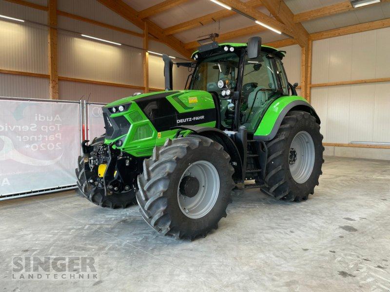Traktor des Typs Deutz-Fahr 6165 TTV Agrotron, Gebrauchtmaschine in Ebenhofen (Bild 1)