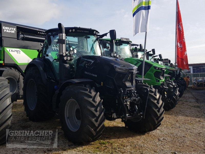 Traktor des Typs Deutz-Fahr 6165 TTV WARRIOR, Neumaschine in Pfullendorf (Bild 1)