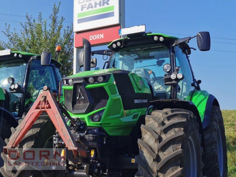 Traktor des Typs Deutz-Fahr 6165 TTV, Gebrauchtmaschine in Schierling (Bild 1)