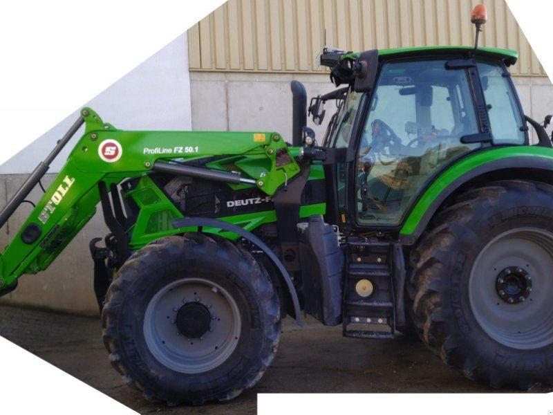 Traktor типа Deutz-Fahr 6165 TTV, Gebrauchtmaschine в Regenstauf (Фотография 1)