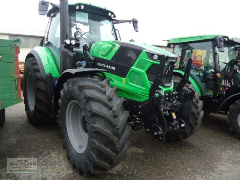 Traktor a típus Deutz-Fahr 6165, Neumaschine ekkor: Steisslingen (Kép 1)