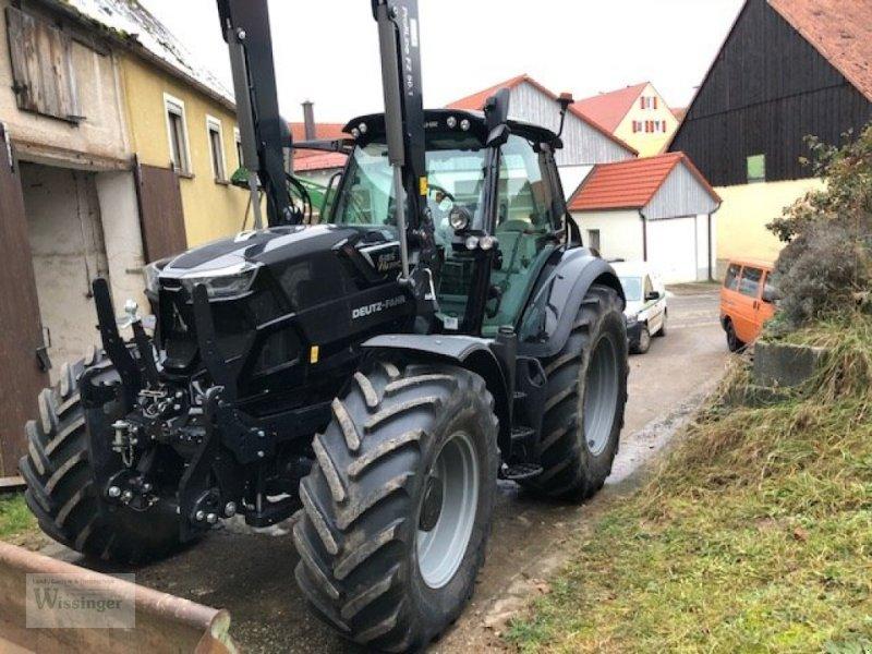 Traktor des Typs Deutz-Fahr 6165, Gebrauchtmaschine in Thalmässing (Bild 1)