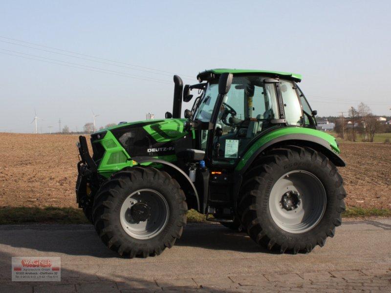 Traktor типа Deutz-Fahr 6165.4 Agrotron TTV, Neumaschine в Ansbach (Фотография 1)