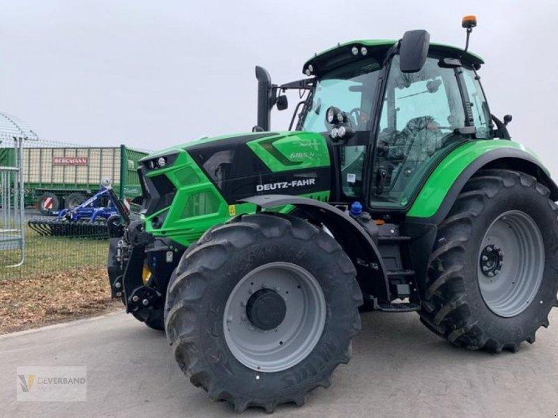 Traktor типа Deutz-Fahr 6165.4 TTV, Gebrauchtmaschine в Colmar-Berg (Фотография 1)
