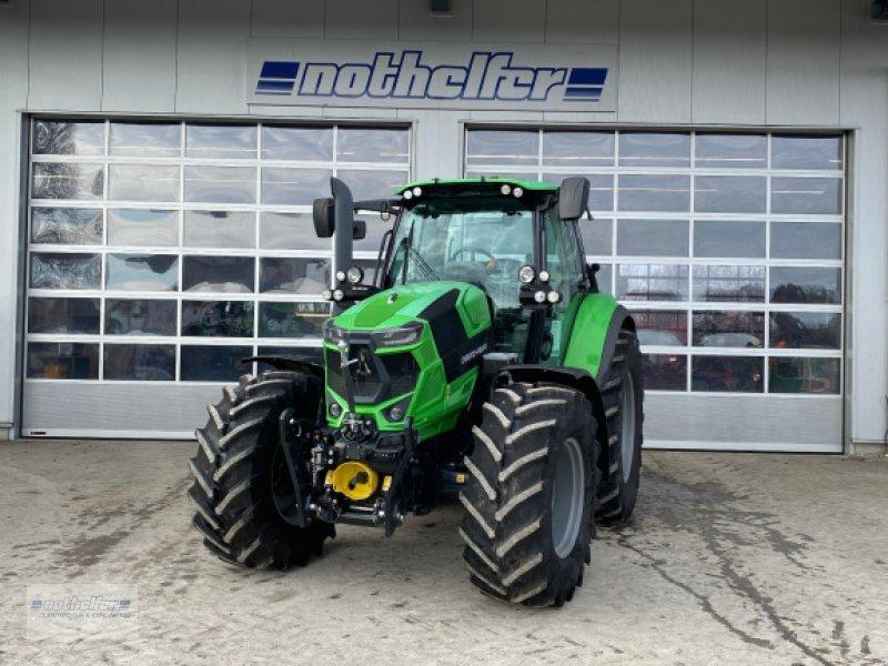Traktor des Typs Deutz-Fahr 6165.4 TTV, Neumaschine in Pforzen (Bild 1)