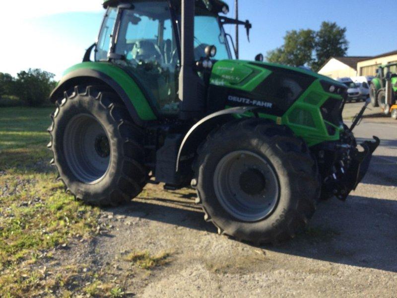 Traktor des Typs Deutz-Fahr 6165.4, Gebrauchtmaschine in L'ISLE JOURDAIN (Bild 1)