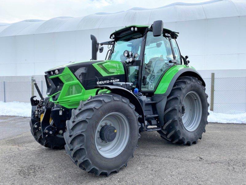 Traktor του τύπου Deutz-Fahr 6175.4 RC-Shift, Ausstellungsmaschine σε Schwarzenbach (Φωτογραφία 1)