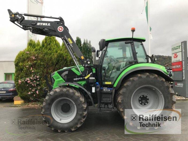 Traktor des Typs Deutz-Fahr 6175.4 TTV Serie, Gebrauchtmaschine in Linsengericht - Altenhaßlau (Bild 1)