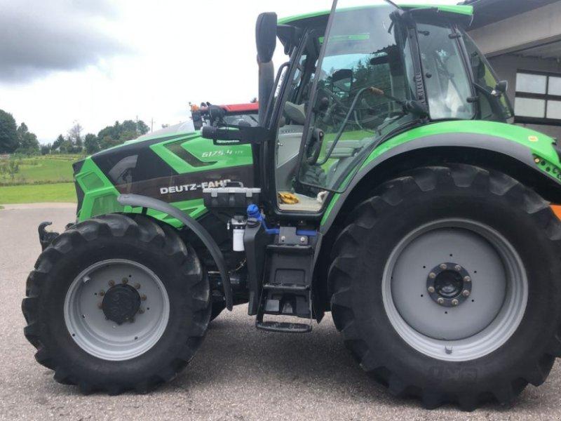 Traktor des Typs Deutz-Fahr 6175.4 TTV, Gebrauchtmaschine in Traberg (Bild 1)
