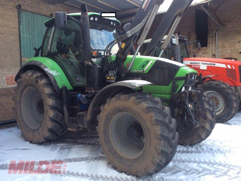 Traktor типа Deutz-Fahr 6180 P, Gebrauchtmaschine в Elsteraue-Bornitz (Фотография 1)