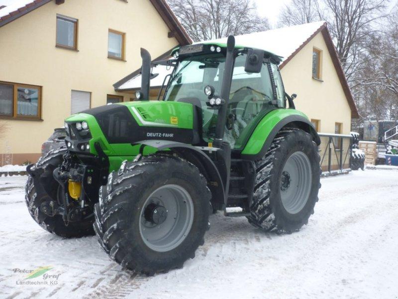Traktor a típus Deutz-Fahr 6180 TTV, Gebrauchtmaschine ekkor: 91257 Pegnitz-Bronn (Kép 1)