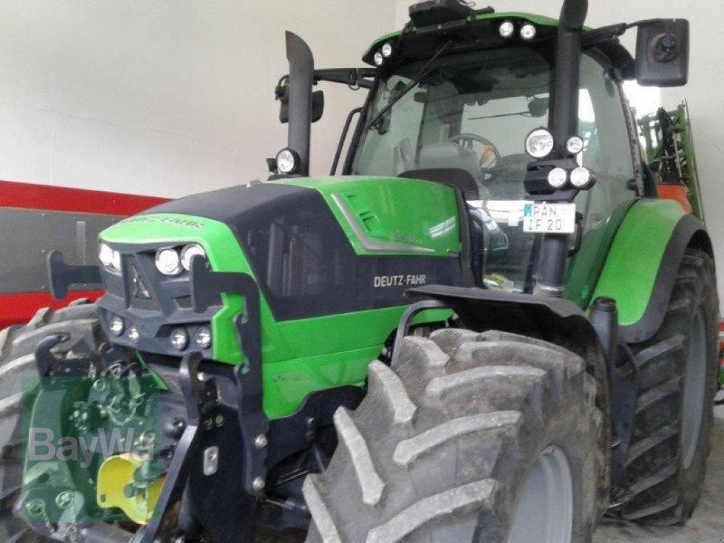 Traktor des Typs Deutz-Fahr 6180 TTV, Gebrauchtmaschine in Pfarrkirchen (Bild 1)