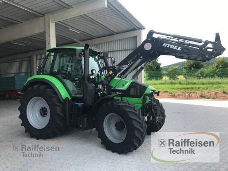 Traktor des Typs Deutz-Fahr 6180 TTV, Gebrauchtmaschine in Petersberg (Bild 2)