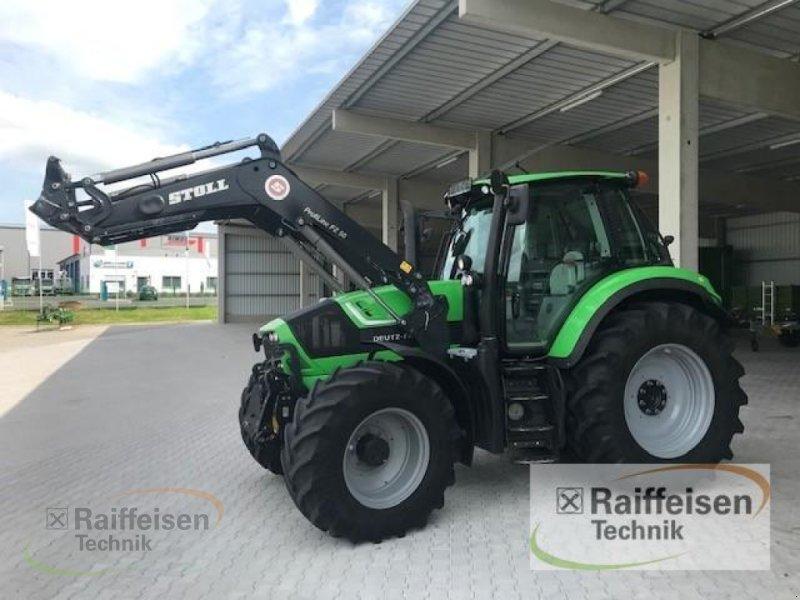 Traktor des Typs Deutz-Fahr 6180 TTV, Gebrauchtmaschine in Petersberg (Bild 1)