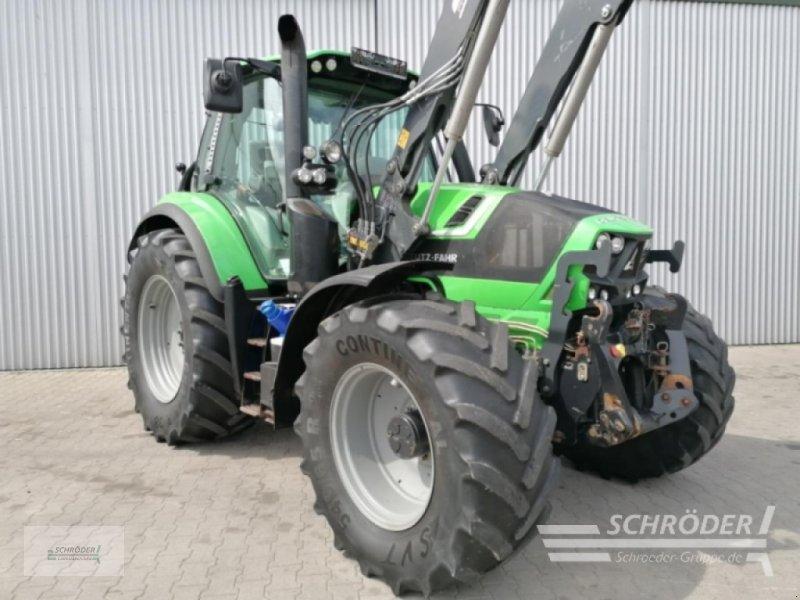 Traktor des Typs Deutz-Fahr 6180 TTV, Gebrauchtmaschine in Lastrup (Bild 1)