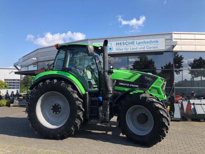 Traktor типа Deutz-Fahr 6185 basic var. a, Gebrauchtmaschine в WERL (Фотография 1)