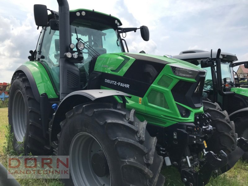 Traktor типа Deutz-Fahr 6185 RC-Shift ATION, Neumaschine в Bruckberg (Фотография 1)
