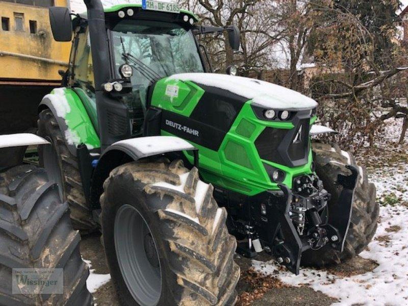 Traktor des Typs Deutz-Fahr 6185 RC, Gebrauchtmaschine in Thalmässing (Bild 1)