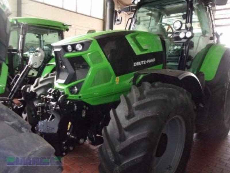 """Traktor типа Deutz-Fahr 6185 TTV """"stufenlos"""", Gebrauchtmaschine в Buchdorf (Фотография 1)"""