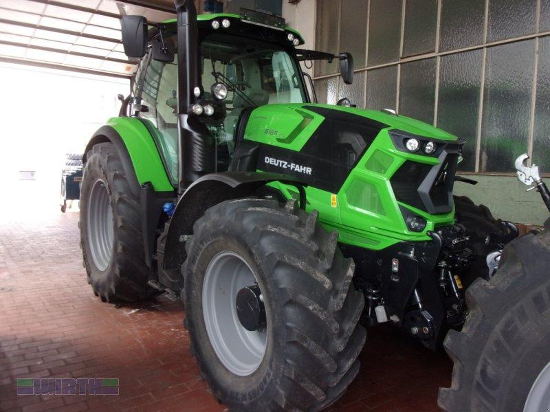 Traktor des Typs Deutz-Fahr 6185 TTV stufenlos, Gebrauchtmaschine in Buchdorf (Bild 1)