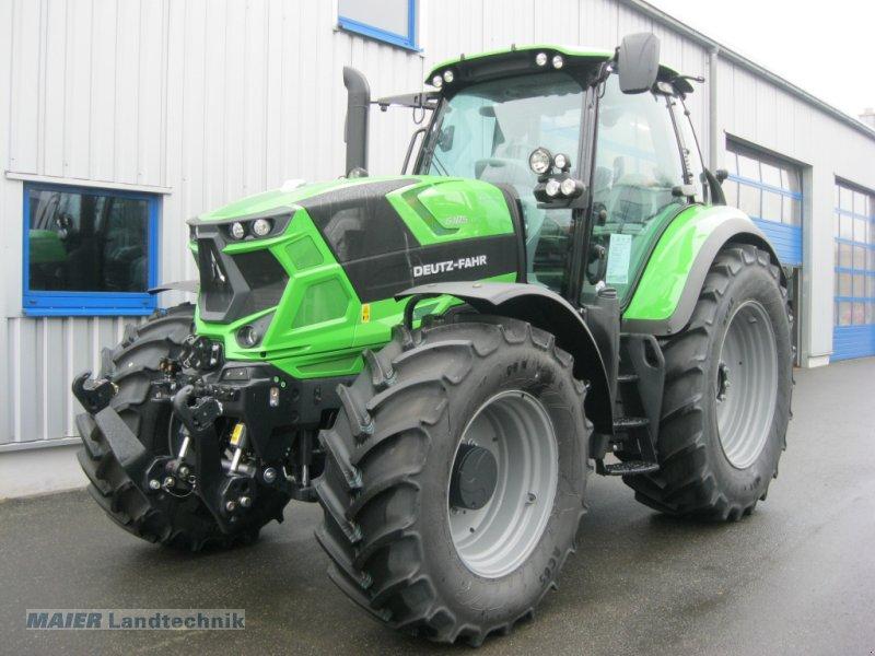 Traktor a típus Deutz-Fahr 6185 TTV/ Vorführmaschine zum Sonderpreis, Gebrauchtmaschine ekkor: Dieterskirchen (Kép 1)