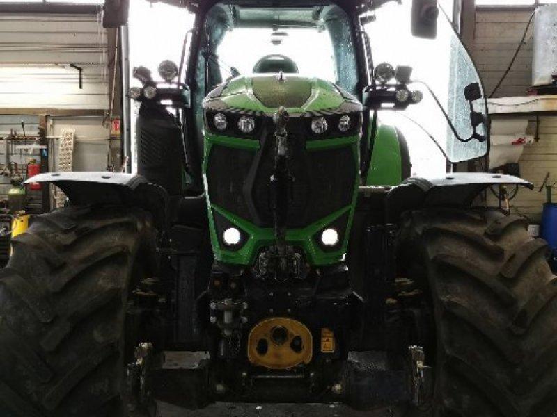 Traktor типа Deutz-Fahr 6185 TTV, Gebrauchtmaschine в ST MARTIN EN HAUT (Фотография 1)