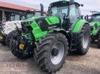 Traktor des Typs Deutz-Fahr 6185 TTV in Bruckberg