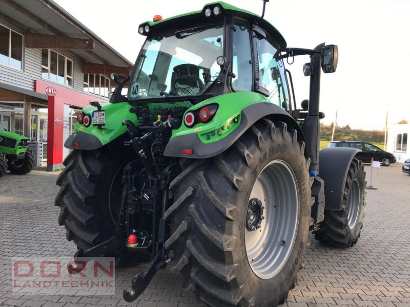 Traktor des Typs Deutz-Fahr 6185 TTV, Gebrauchtmaschine in Bruckberg (Bild 5)
