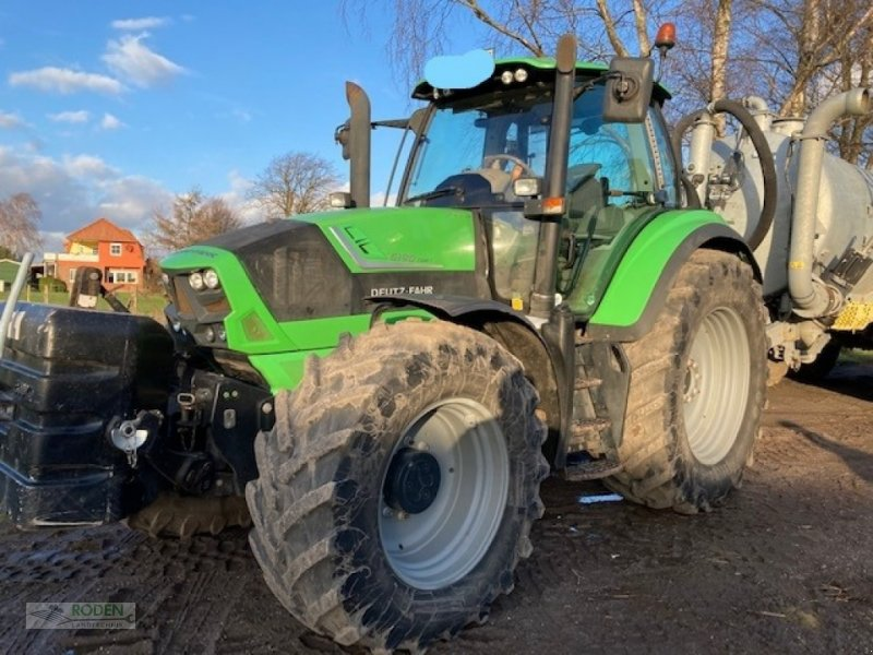 Traktor del tipo Deutz-Fahr 6190 CShift, Gebrauchtmaschine en Lensahn (Imagen 1)