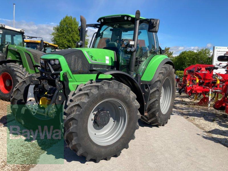 Traktor des Typs Deutz-Fahr 6190 TTV, Gebrauchtmaschine in Dinkelsbühl (Bild 1)
