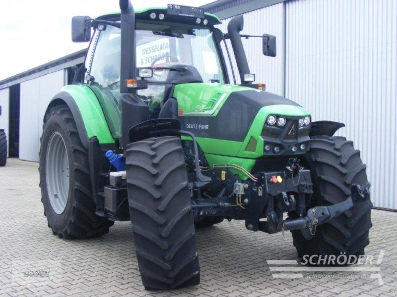 Traktor des Typs Deutz-Fahr 6190, Gebrauchtmaschine in Lastrup (Bild 1)
