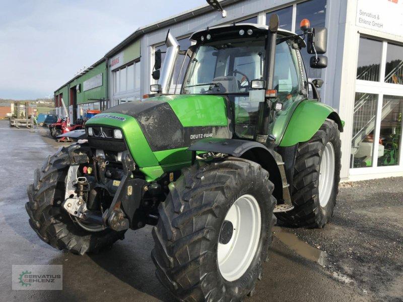 Traktor des Typs Deutz-Fahr 620 TTV Sondermodell, Gebrauchtmaschine in Rittersdorf (Bild 1)