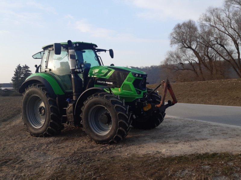 Traktor tipa Deutz-Fahr 6205, Neumaschine u Aiterhofen (Slika 1)