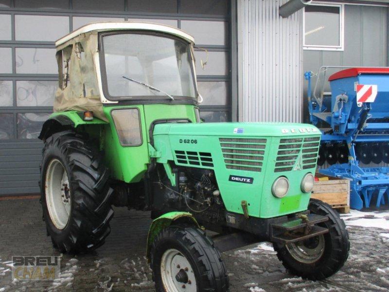 Traktor des Typs Deutz-Fahr 6206 VD, Gebrauchtmaschine in Cham (Bild 1)