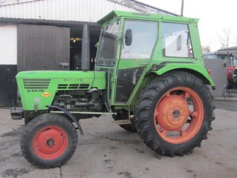 Traktor a típus Deutz-Fahr 6206, Gebrauchtmaschine ekkor: Ziegenhagen (Kép 1)